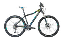 Cube Access WLS Pro Mountainbike Dames zwart